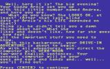 Drive-In Commodore 64 Introduction