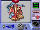 Rescue Heroes: Hurricane Havoc Windows Fire hero badge
