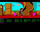 Maniac Mansion Amiga In the house