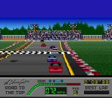 Al Unser Jr.'s Road to the Top  SNES IROC race