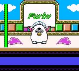 Dancing Furby Game Boy Color A more advanced stage.