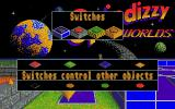 Spindizzy Worlds Amiga Switch systems