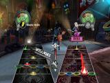 Guitar Hero III: Legends of Rock Windows A battle against Slash were he used a power-up to deactivate my whammy-bar.
