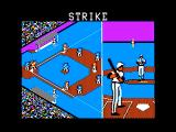 Championship Baseball Apple II Strike!
