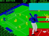 Championship Baseball ZX Spectrum And here's the pitch...