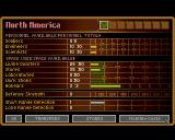X-COM: UFO Defense Amiga Base overview stats