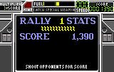 RoadBlasters Lynx Rally 1 stats.