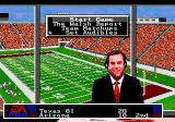 Bill Walsh College Football  Genesis Scores of other games that are playing.
