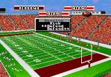 Bill Walsh College Football  Genesis Receive, kick, or choose which side to defend.