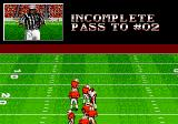 Bill Walsh College Football  Genesis Incomplete pass