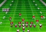 Bill Walsh College Football  Genesis Replay mode