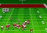 Bill Walsh College Football  Genesis There is also a reverse replay mode.