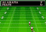 Bill Walsh College Football  Genesis The current score