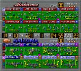 Bill Walsh College Football  SNES Pick a play.