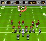 Bill Walsh College Football  SNES On defense