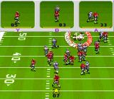 Bill Walsh College Football  SNES Receivers in window boxes