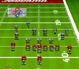 Bill Walsh College Football  SNES Replay mode