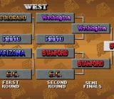 Bill Walsh College Football  SNES Playoffs chart