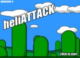 Heli Attack Browser Title screen