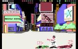 Exploding Fist + Commodore 64 When you hit your opponents, they are unconscious for a couple of seconds.