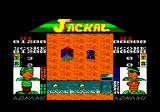 Jackal Amstrad CPC I blew open this house and rescued prisoners.