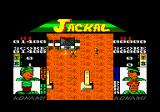 Jackal Amstrad CPC A soldier blew me up.