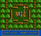 Tricky Kick TurboGrafx-16 Oberon's second level