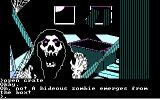 The Crimson Crown DOS Zombie attack! (CGA)