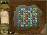 Jewel Quest Mysteries: Curse of the Emerald Tear Windows Tile matching mini-game