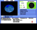 Starflight Amiga Analyzing planet (hmm, Spock needs more training)