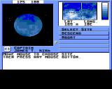Starflight Amiga Choosing a landing site