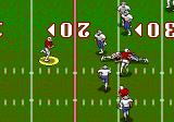 Joe Montana II: Sports Talk Football Genesis Kick return