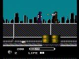 Wrath of the Black Manta NES The first level