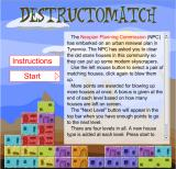 Destruct-O-Match Browser Some helpful instructions.