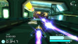 WipEout Pulse PSP I'm passed by opponents with boost.