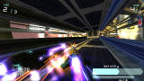 WipEout Pulse PSP Collisions in the tunnel