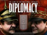 Diplomacy Windows Main Menu