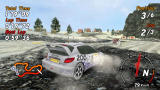 SEGA Rally Revo PSP Alpine setting