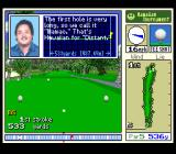 True Golf Classics: Waialae Country Club SNES Caddy gives advice