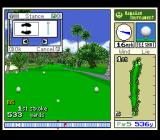 True Golf Classics: Waialae Country Club SNES Select a stance