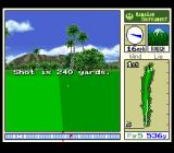True Golf Classics: Waialae Country Club SNES The distance the ball is hit