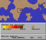 SimEarth: The Living Planet SNES Color of the daisies