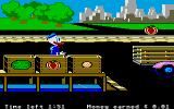 Donald Duck's Playground Atari ST Sorting vegetables