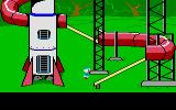 Donald Duck's Playground Atari ST You can't use this one yet