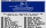 Gunship Atari ST The copy protection