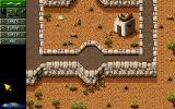 Cannon Fodder 2 DOS Enemy fortress