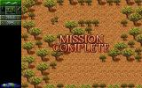 Cannon Fodder 2 DOS Mission Complete