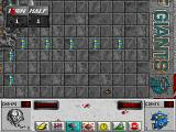 Blood Bowl DOS Now you can decide where to move like in a strategy game.