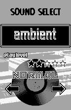 beatmania for WonderSwan WonderSwan Ambient