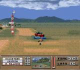 The Rocketeer SNES In this air race the player controls the Rocketeer.